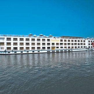 8-daagse reis met Nijlcruise met de Iberotel M/S Crown Emperor Hotel