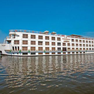 8-daagse reis met Nijlcruise met de MS Steigenberger Minerva Hotel