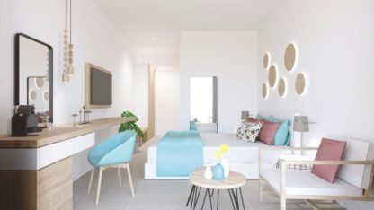 Aloe Boutique & Suites in Kreta-Chania