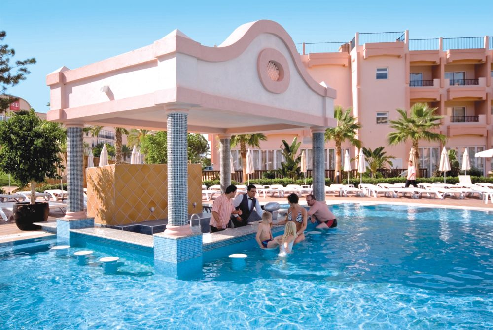clubhotel riu guarana in algarve portugal tui hotel 2018. Black Bedroom Furniture Sets. Home Design Ideas