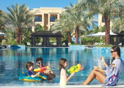 Double Tree by Hilton Resort & Spa Marjan Island Prijs