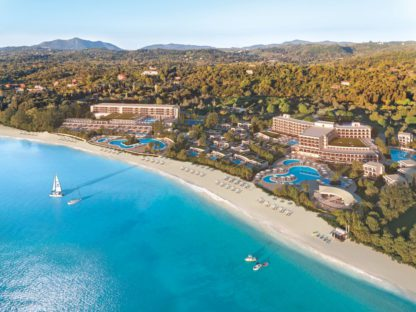 Ikos Dassia (familiekamers) Hotel