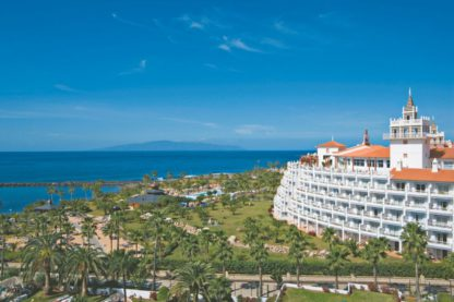Riu Palace Tenerife Vliegvakantie Boeken