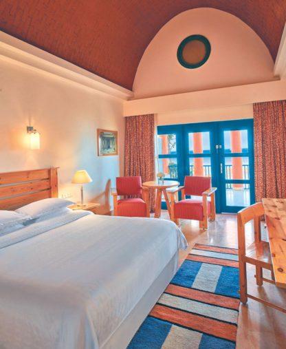 Sheraton Miramar Resort in Hurghada