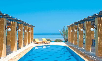 Sheraton Miramar Resort in Egypte