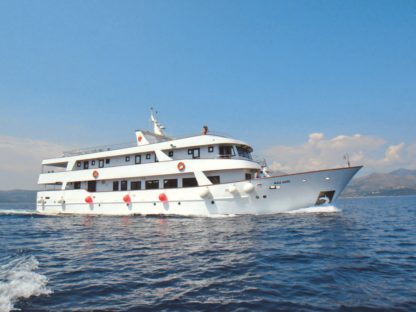 8 daagse cruise Pearls of the South Adriatic Hotel