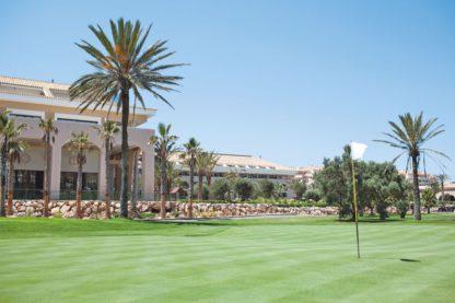 AR Golf Almerimar in Spanje
