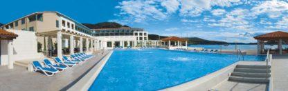 Admiral Grand Hotel in Kroatië