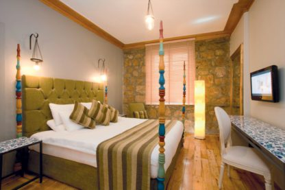 Alp Pasa Boutique Hotel in Turkse Riviera - Antalya