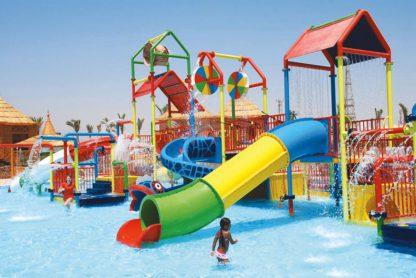 Aqua Blu Resort in Egypte