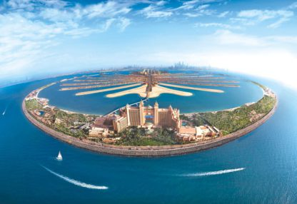 Atlantis The Palm in Verenigde Arabische Emiraten