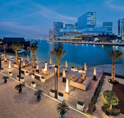Beach Rotana Residences Hotel