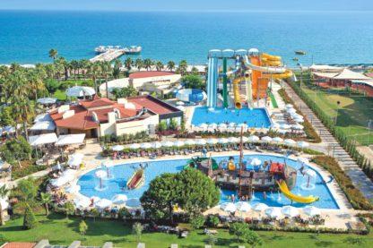 Bellis Deluxe Hotel in Turkije