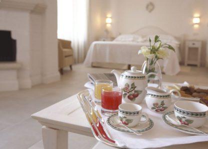 Borgo Bianco Resort & Spa in Puglia