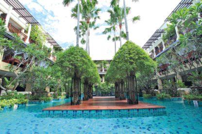 Burasari Resort in Thailand