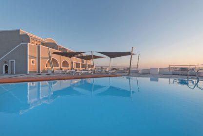 Caldera's Dolphin Suites in Griekenland