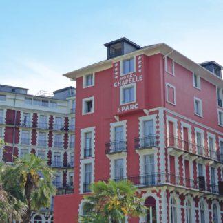 Chapelle et Parc Hotel