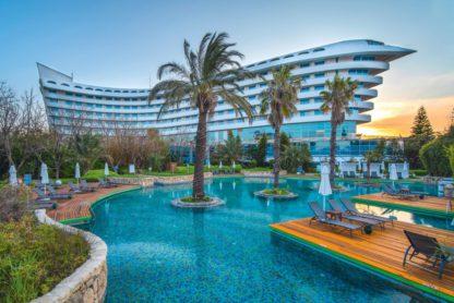 Concorde De Luxe Resort Prijs