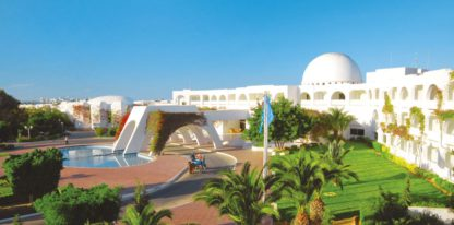 Djerba Plaza Thalasso & Spa Vliegvakantie Boeken