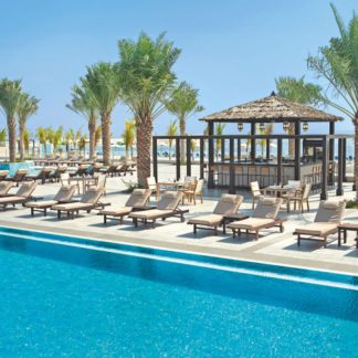Double Tree by Hilton Resort & Spa Marjan Island Hotel