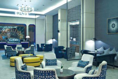 Double Tree by Hilton Resort & Spa Marjan Island Vliegvakantie Boeken