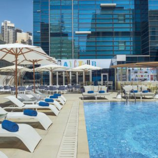 DoubleTree by Hilton Dubai - Downtown Business Bay Hotel