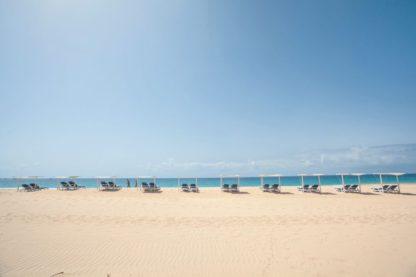 Dunas de Sal in Kaapverdië