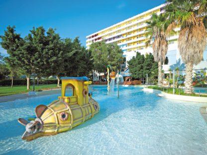 Esperides Beach Hotel in Griekenland