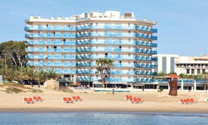 Golden Donaire Beach in Spanje