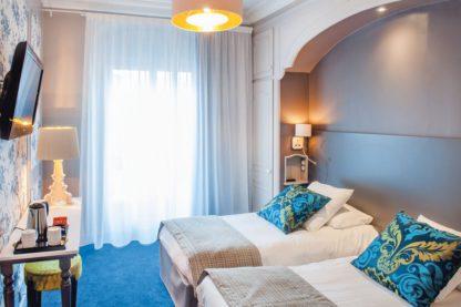 Grand Hotel Gallia et Londres in Lourdes en Franse Pyreneeën