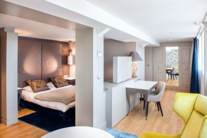 Grand Hotel Gallia et Londres Prijs