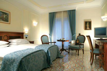 Grand Hotel Royal in Sorrento - Baai van Napels