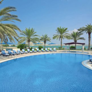 Hilton Al Hamra Beach & Golf Resort Hotel