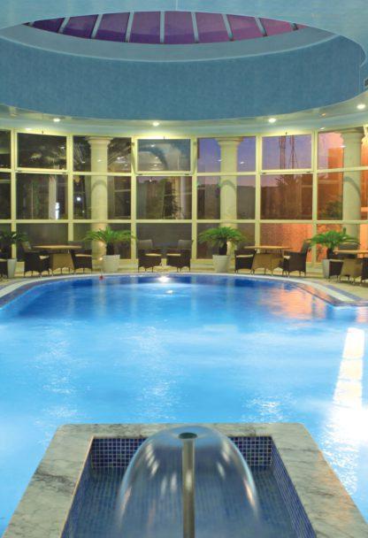 Hotel & Residence Méhari Hammamet Thalasso & Spa Vliegvakantie Boeken