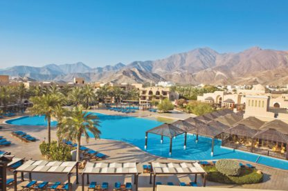 Iberotel Miramar Al Aqah Beach Resort Hotel