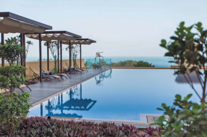 JA Ocean View Hotel Hotel
