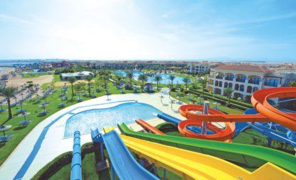 Jaz Aquamarine Resort in Egypte