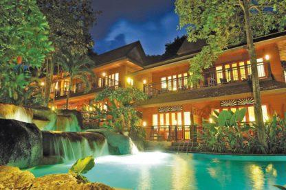 Khaolak Merlin Resort in Thailand