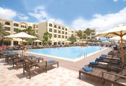 Le Paradis Palace in Tunesië