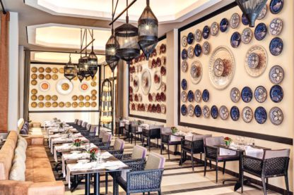 Mövenpick Hotel Mansour Addahbi Marrakech in Marokko