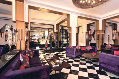 Mövenpick Hotel Mansour Addahbi Marrakech in