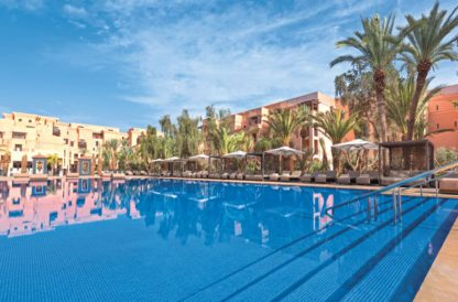 Mövenpick Hotel Mansour Addahbi Marrakech Hotel