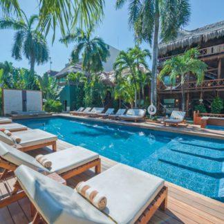 Magic Blue Hotel Hotel