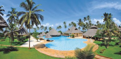Neptune Pwani Beach Resort & Spa Hotel
