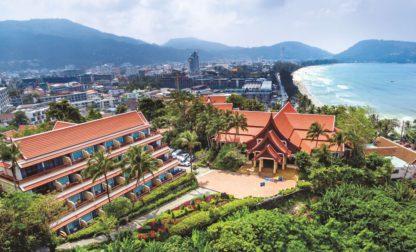 Novotel Phuket Resort in Thailand