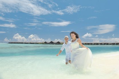 Paradise Island Resort in Malediven