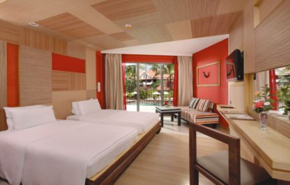 Patong Beach Hotel in Phuket