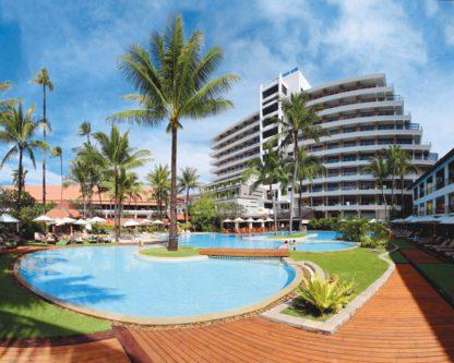 Patong Beach Hotel Prijs