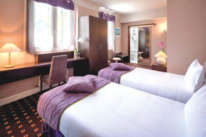 Quality Hotel Christina in Lourdes en Franse Pyreneeën