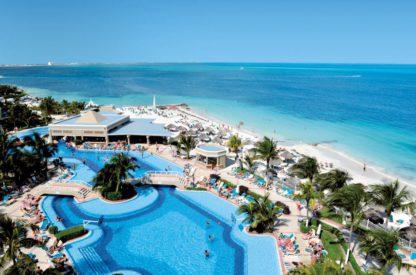 Riu Caribe Vliegvakantie Boeken